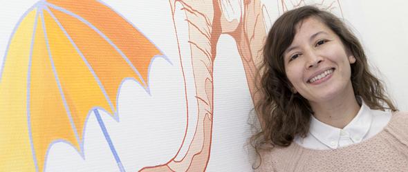 Khadija Boukouti - I-Motion plateforme d'essais cliniques pédiatriques pour les maladies neuromusculaires