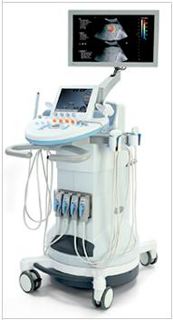 Aixplorer (Supersonic Imagine) - Dispositif pour l'évaluation de la raideur des muscles par élastographie (imagerie ultrarapide pour le suivi des ondes de cisaillement)