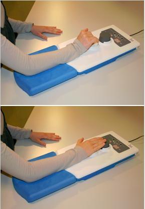 MoviPlate - Dispositif pour l'évaluation de la motricité distale du membre supérieur (breveté)