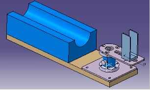 MyoWrist - Dynamomètre pour l'évaluation de la force de flexion et d'extension du poignet