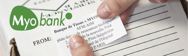 institut de myologie, myobank, tissu, bank, banque, Pitié-Salpêtrière, paris